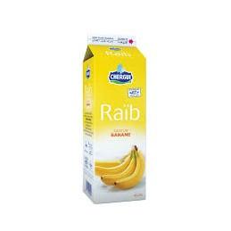 Yaourt Raib Saveur Banane...