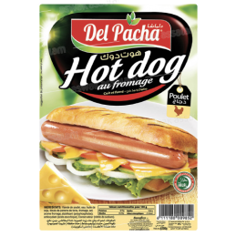 Hot Dog Poulet au Fromage...