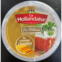 LA HOLLANDAISE au Fromage...