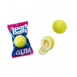 GUM FINI Tennis Balls Lemon...