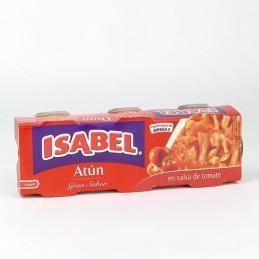 ISABEL Thon à la sauce...