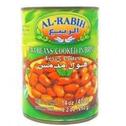 AL-RABIH Fèves Cuites 400g