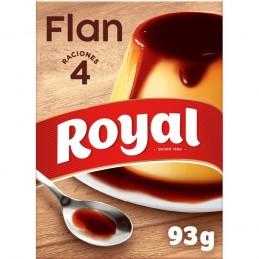 ROYAL Flan 4 Raciones 93g