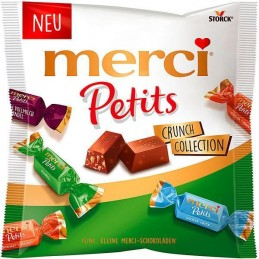MERCI Petits Crunch...
