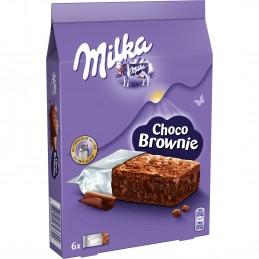 MILKA 6 Choco Brownie Milk...