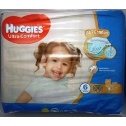 HUGGIES Ultra Comfort 15-30...