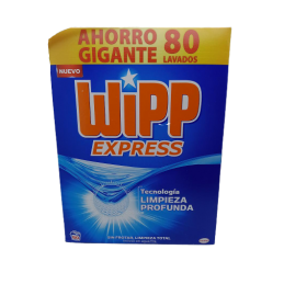 WIPP EXPRESS 80 Lavages...