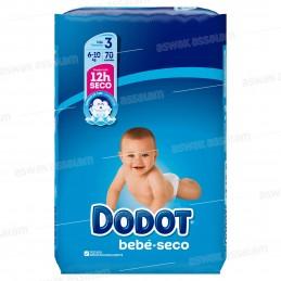 DODOT Bébé-Seco 6-10Kg 70...