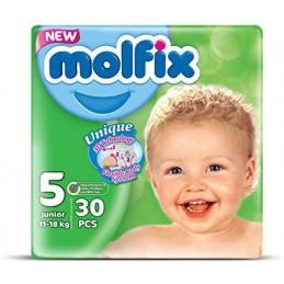 Couches Bébé MOLFIX Junior...