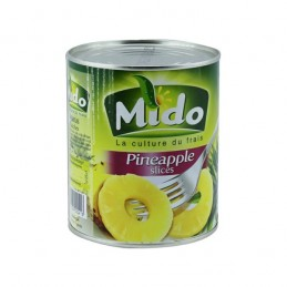 MIDO Pineapple Slices 565g