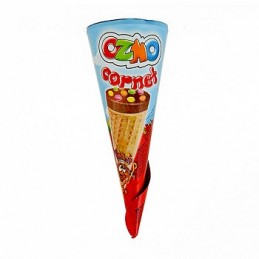 Cornet Chocolat 25 Gr - OZMO