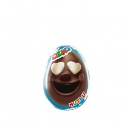 Œuf surprise au Chocolat...