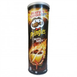 Chips PRINGLES Hot & Spicy...