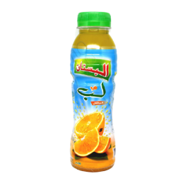 Al Boustane Pulpe Orange 330mL