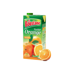 Al Boustane Nectar Orange 1L