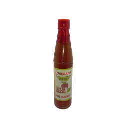 LOUISIANA Supreme Hot Sauce...