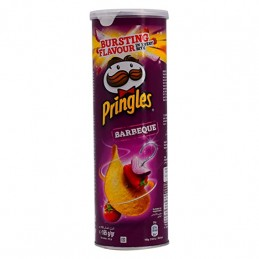 Chips PRINGLES Barbaque 165g
