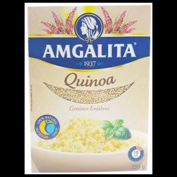 AMGALITA Quinoa Graines...