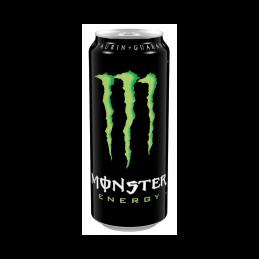 Canette MONSTER Energy...