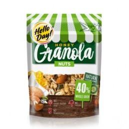 Granola aux Noix et aux...