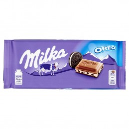 MILKA Tab. Chocolat OREO 100gr