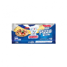 Pate de Mini Pizza Naturel...