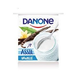 Yaourt Assil Vanille 110g -...