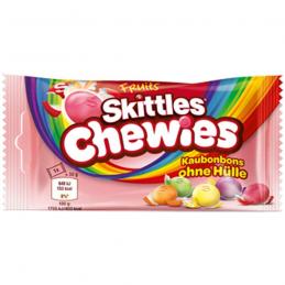 SKITTLES Chewies Fruits 38g