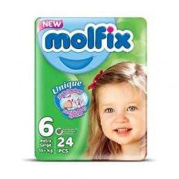 Couches Bébé MOLFIX Extra...