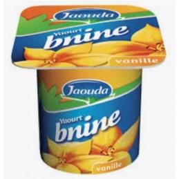 Yaourt Bnine Vanille 110g -...