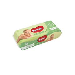 LINGETTES HUGGIES NATURAL...