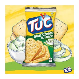 TUC sour cream & oinon24 GR
