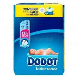 DODOT Bébé-Seco 4-8Kg 78...