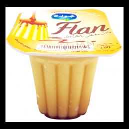 Flan au Coulis de Caramel...
