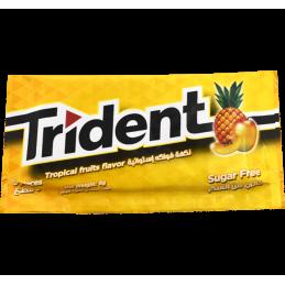 TRIDENT Saveur de Fruits...