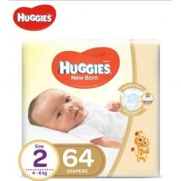HUGGIES Nouveau Née 4-6 Kg...