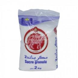 Sucre granulé Cosumar 2kg
