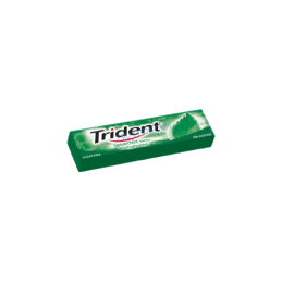 TRIDENT Spearmint 10 Chicles