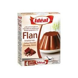 IDEAL Flan Arome Chocolat 50g
