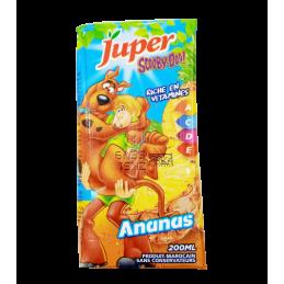 JUPER Scooby-Doo Ananas 200ml