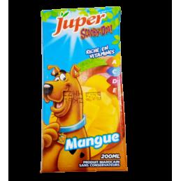 JUPER Scooby-Doo Mangue 200ml