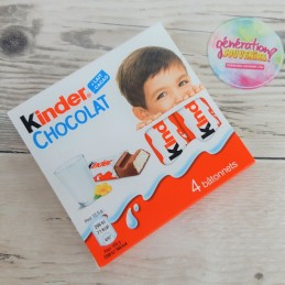 KINDER Chocolate Lait +...