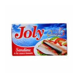 JOLY  Sardine a la sauce...
