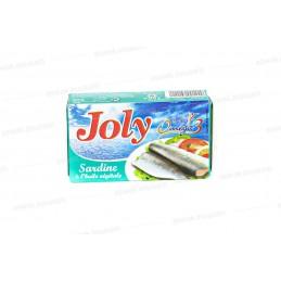 JOLY  Sardine à l`huile...