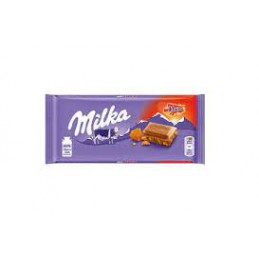 MILKA Tab.Chocolat Daim 100gr