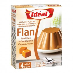 IDEAL Flan Arome Caramel 2.5g