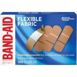 flixible fabric bandages  -...