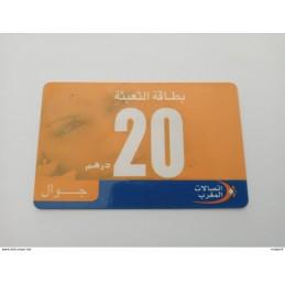 Recharge Maroc Télécom 20...