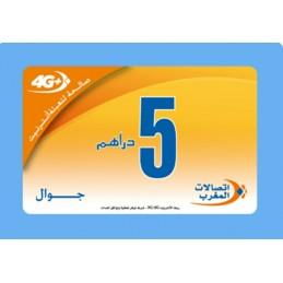 Recharge Maroc Télécom 5...