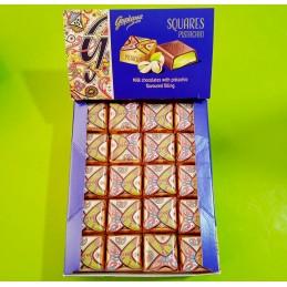 Squares  Chocolats au Lait...